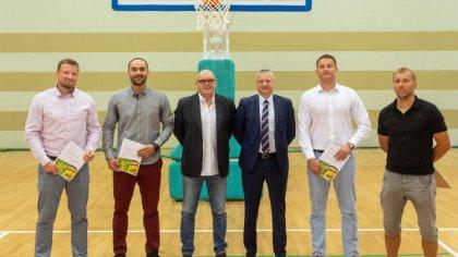 Ostrów Mazowiecka - Koszykówkę w Ostrowi Mazowieckiej tworzą trzy kluby sportowe