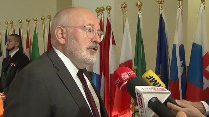 Ostrów Mazowiecka - Sytuacja praworządności w Polsce była jednym z tematów rady