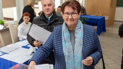 Ostrów Mazowiecka - Blisko 60 tysięcy wyborców z powiatu ostrowskiego ma możliwo