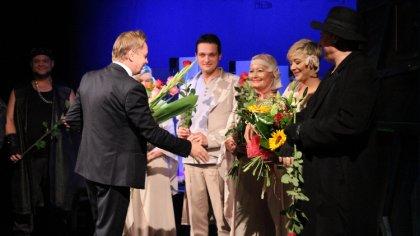 Ostrów Mazowiecka - W sali widowiskowej łomżyńskiego teatru odbyła się 29 wrześn