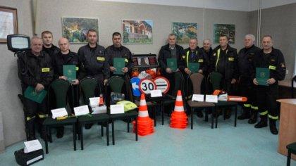Ostrów Mazowiecka - W ostatnim tygodniu strażacy Ochotniczych Straży Pożarnych z