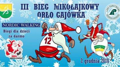 Ostrów Mazowiecka - III Bieg Mikołajkowy odbędzie się 2 grudnia w Orle, organizo