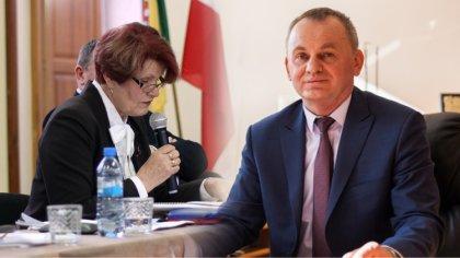 Ostrów Mazowiecka - Oprócz wyboru starosty, wicestarosty i przewodniczącego rady