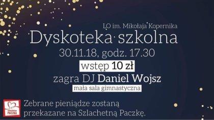 Ostrów Mazowiecka - Liceum Ogólnokształcące imienia Mikołaja Kopernika w Ostrowi