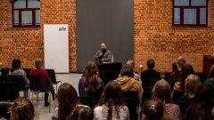 Ostrów Mazowiecka - Warsztaty motywacyjne dla ostrowskiej młodzieży odbyły się w