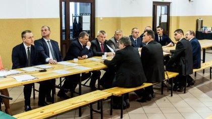 Ostrów Mazowiecka - W piątek odbyła się pierwsza uroczysta sesja rady gminy Nur