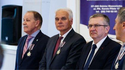 Ostrów Mazowiecka - Podczas pierwszej sesji rady powiatu inaugurującej nową kade