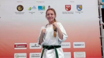 Ostrów Mazowiecka - Bez medalu powróciła z Mistrzostw Polski Juniorów reprezenta