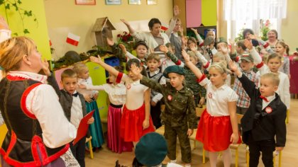 Ostrów Mazowiecka - Szósta edycja przeglądu przedszkolnej piosenki religijnej od
