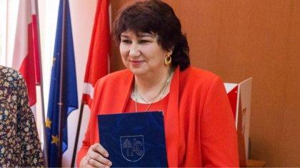 Ostrów Mazowiecka - Radni gminy Andrzejewo jednomyślnie udzielili Beacie Ponicht