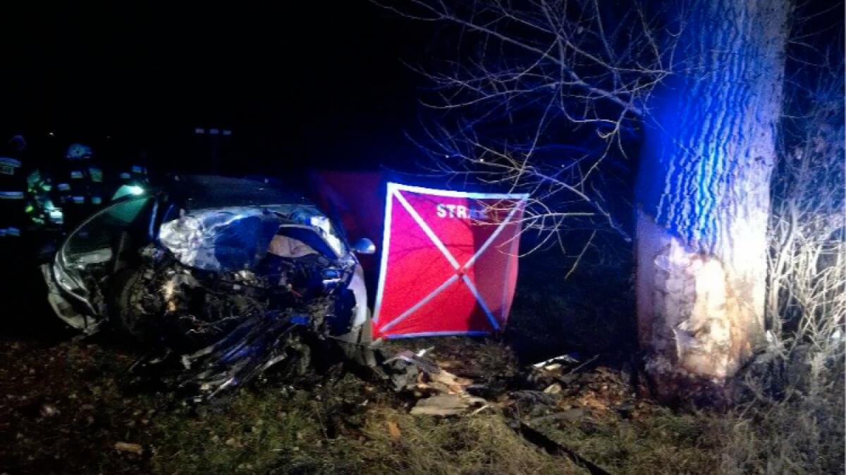 Ostrów Mazowiecka - Wczoraj przed godziną 21 doszło do wypadku drogowego na tras