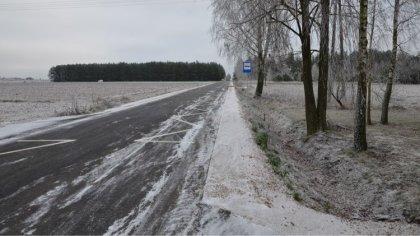 Ostrów Mazowiecka - Przebudowa drogi powiatowej nr 2618W od miejscowości Słup-Ko