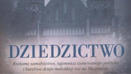 Ostrów Mazowiecka - Na rynku pojawiła się nowa lektura dla miłośników kryminałów