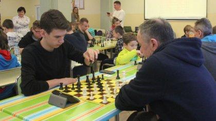 Ostrów Mazowiecka - Już po raz piąty szachiści z całego regionu wzięli udział w