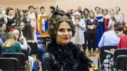 Ostrów Mazowiecka - W kolejnym festiwalu fryzjerstwa artystycznego, który w tym