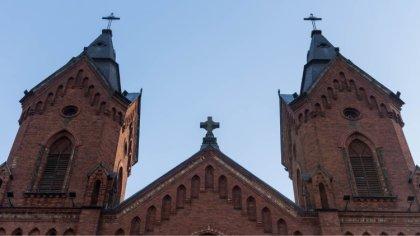 Ostrów Mazowiecka - Parafia Wniebowzięcia Najświętszej Maryi Panny w Ostrowi Maz