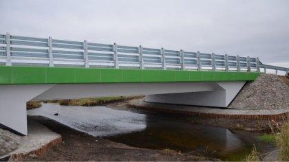 Ostrów Mazowiecka - Zakończono rozbudowę mostu wraz z dojazdami w miejscowości K