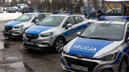 Ostrów Mazowiecka - Funkcjonariusze policji otrzymali więcej uprawnień w sprawie