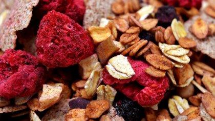 Ostrów Mazowiecka - Suszone owoce to świetna alternatywa dla miłośników słodkośc
