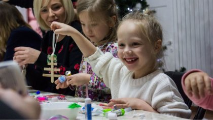 Ostrów Mazowiecka - W ostrowskiej bibliotece przygotowano warsztaty bożonarodzen