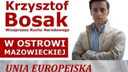Ostrów Mazowiecka - Koło Ruchu Narodowego w Ostrowi Mazowieckiej organizuje 10 s