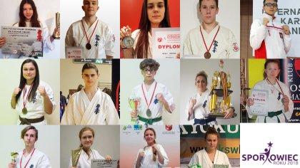 Ostrów Mazowiecka - Karatecy mają powody do zadowolenia. W sezonie 2018 zapisali