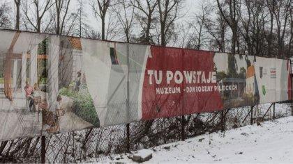 Ostrów Mazowiecka - Termin zakończenia prac przy rozbudowie i przebudowie muzeum
