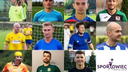 Ostrów Mazowiecka - Kto okaże się najlepszym piłkarzem w plebiscycie Sportowiec