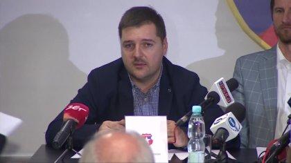 Ostrów Mazowiecka - Na specjalnie zwołanej konferencji prasowej Towarzystwo Spor