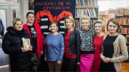 Ostrów Mazowiecka - Książki o tematyce miłosnej, konkurs oraz inne niespodzianki