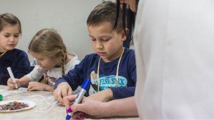 Ostrów Mazowiecka - Ostrowskie dzieci wzięły udział w zabawach zorganizowanych w
