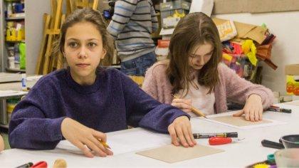 Ostrów Mazowiecka - Dzieci i młodzież w wieku od 11 do 20 lat szlifowali swoje u