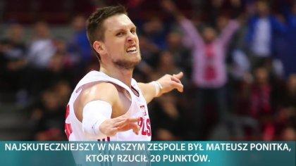 Ostrów Mazowiecka - Polscy koszykarze po raz drugi w historii zagrają na mistrzo