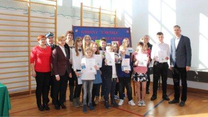 Ostrów Mazowiecka - W Szkole Podstawowej w Starej Ruskołęce odbyły się eliminacj