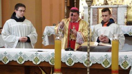Ostrów Mazowiecka - Do Prostynia z wizytą duszpasterską udał się arcybiskup Andr