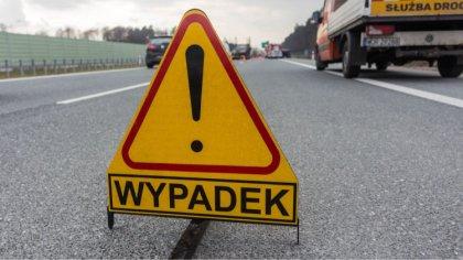 Ostrów Mazowiecka - Do wypadku drogowego doszło na drodze ekspresowej S8. Na wys