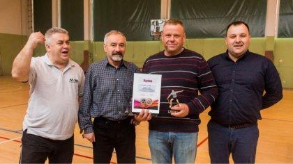 Ostrów Mazowiecka - Ponad trzy miesiące tenisiści stołowi rywalizowali w hali sp