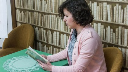 Ostrów Mazowiecka - Z okazji 130 rocznicy urodzin Marii Dąbrowskiej, patronki os