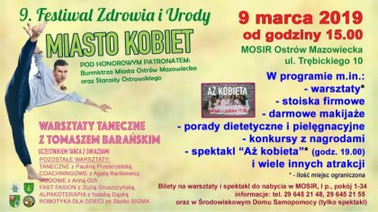 Ostrów Mazowiecka - Po raz dziewiąty Miejski Ośrodek Sportu i Rekreacji oraz Śro
