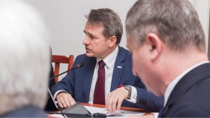 Ostrów Mazowiecka - Jerzy Bauer burmistrz Ostrowi Mazowieckiej opublikował swoje
