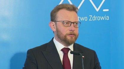 Ostrów Mazowiecka - Minister zdrowia Łukasz Szumowski poinformował, że od 1 kwie