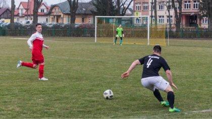 Ostrów Mazowiecka - Nie udała się inauguracja ligowej wiosny piłkarzom Ostrovii