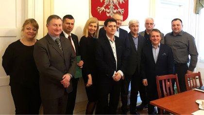 Ostrów Mazowiecka - Na ostatnim posiedzeniu spotkali się członkowie ostrowskiej