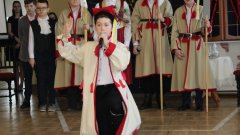 Ostrów Mazowiecka - Na pamiątkę wydarzeń, które miały miejsce 225 lat temu, w Sz