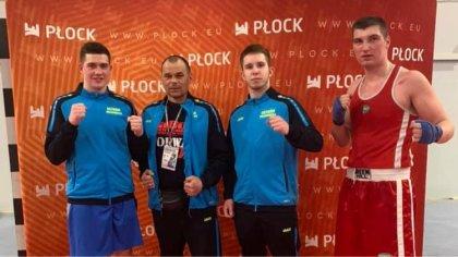 Ostrów Mazowiecka - Na początku marca ostrowscy bokserzy wzięli udział w mistrzo