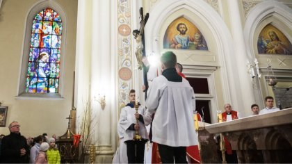 Ostrów Mazowiecka - Trwa najważniejszy dla chrześcijan okres. W Wielkim Tygodniu