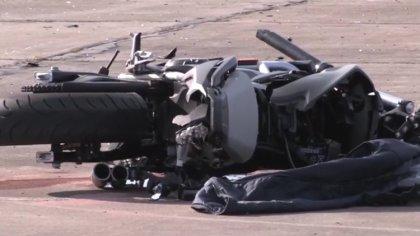 Ostrów Mazowiecka - Dziś w nocy doszło do wypadku z udziałem motocyklisty, który