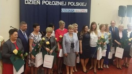 Ostrów Mazowiecka - W Ostrołęce obchodzono Międzynarodowy Dzień Pielęgniarki i P