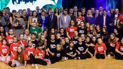 Ostrów Mazowiecka - W miniony weekend ostrowski dom kultury obchodził 50-lecie s