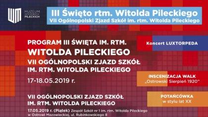 Ostrów Mazowiecka - W połowie maja w dniach 17-18 w Ostrowi Mazowieckiej odbędzi